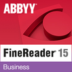 ABBYY FineReader 15 Business (лицензия Standalone на 1 год), AF15-2S4W01-102