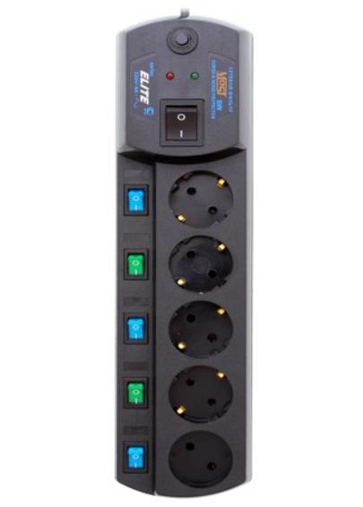 Сетевой фильтр Most Сетевой фильтр EHV 2м (5 розеток)