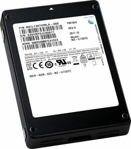 Внутренний SSD Samsung Enterprise PM1643