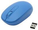 Мышь Microsoft Corporation Wireless Mobile Mouse 1850 U7Z-00058, цвет голубой