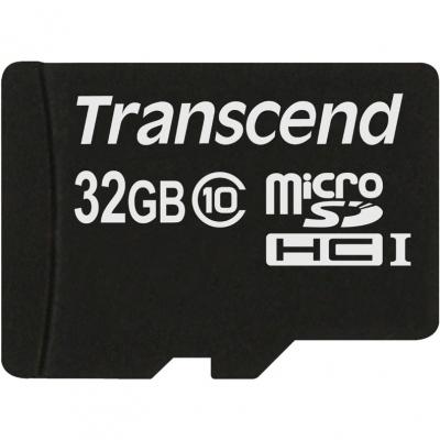 Карта памяти TRANSCEND MicroSDHC 32GB