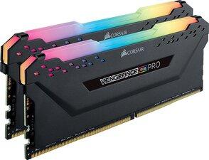 Оперативная память Corsair Desktop DDR4 3200МГц 2x8GB, CMW16GX4M2C3200C14, RTL