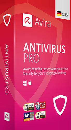 Avira Antivirus Pro (лицензии на 1 год), 3 узла сети, AAPD0/02/012/00003