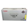 Тонер-картридж желтый Canon C-EXV26, 1657B006