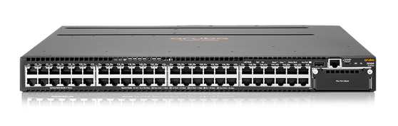 Коммутатор Hewlett Packard Enterprise Aruba 3810