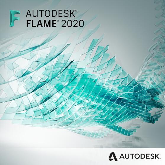 Autodesk Flame (продление электронной версии), локальная лицензия на 2 года, C0TJ1-007232-T404