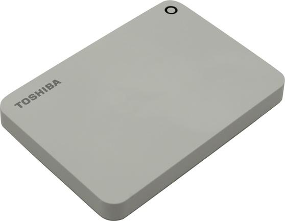 Внешний HDD TOSHIBA Canvio Advance 2TB