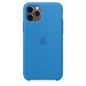 Apple iPhone 11 Pro Silicone Case - Surf Blue
