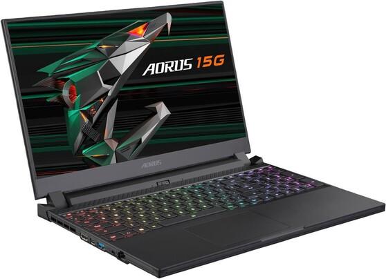 Ноутбук AORUS 15G YC-8RU2450SH