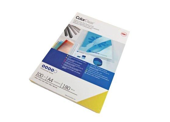 Обложки для переплета красный GBC CE011830E