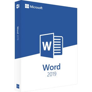 Microsoft Office Word 2019 (для академических организаций: Продление Software Assurance), Single OLV NL 3Y AqY1 Additional Product, 059-09234