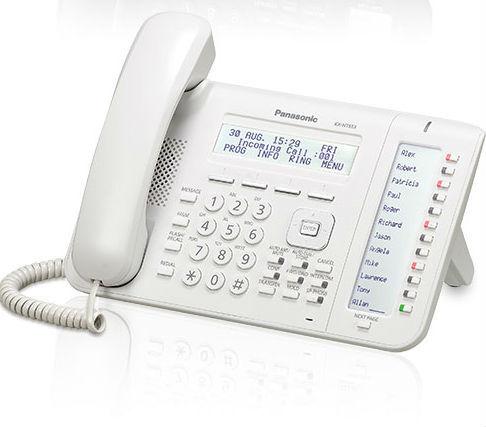 IP-телефон Panasonic KX NT553