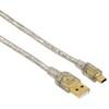 HAMA USB A (m)/mini USB B (m) 0.75м