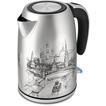 Купить Чайник электрический Polaris PWK 1856CA 1.8л. 2000Вт рисунок (корпус: нержавеющая сталь)