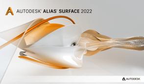 Autodesk Alias Surface 2022
