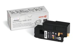 Phaser 6000/10 & WorkCentre 6015, тонер-картридж черный Phaser h6000b