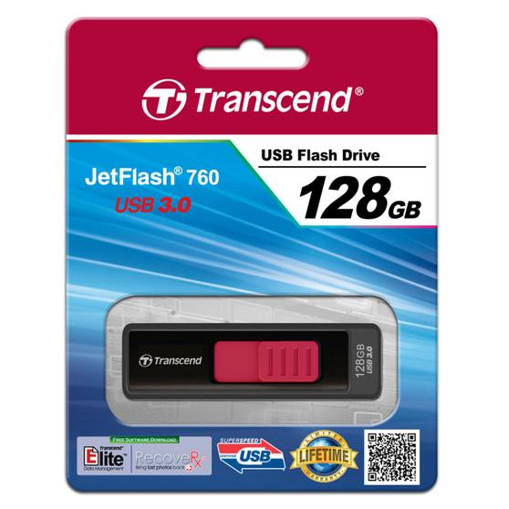 Флешка TRANSCEND JetFlash 760 128GB