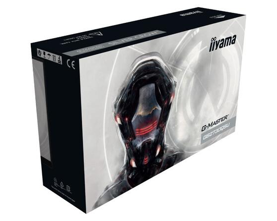 Монитор Iiyama GB2730QSU 27.0'' черный