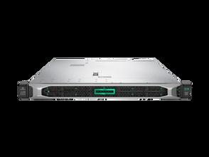"Сервер HPE ProLiant DL360 Gen10 2x6130 2x32Gb 2.5"" SAS<wbr/>/SATA P408i-a 2x800W (879991-B21)"