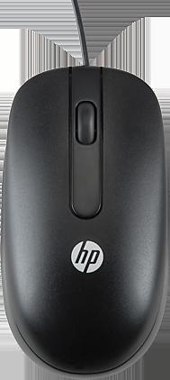 Мышь HP Inc. QY778AA, цвет черный