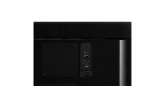 Монитор LG 24UD58-B 23.8'' черный