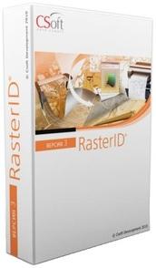 CSoft Development RasterID (лицензия c дополнительным модулем распознавания, ABBYY FineReader 9 0 на 1 год), сетевая лицензия, доп. место