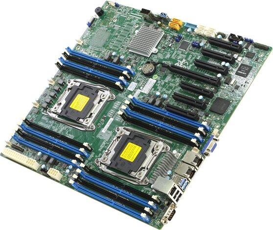 Материнская плата SUPERMICRO ServerBoard Intel C612 X10DRH-I