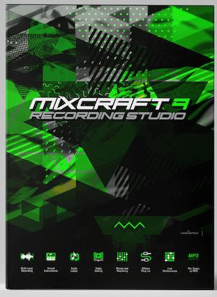 Acoustica, Inc. Mixcraft Recording Studio (версия 9 для академических организаций), стоимость 1 лицензии, AC-90REC-SL50-99UP