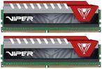 Оперативная память Patriot Desktop DDR4 2800МГц 2x4Gb, PVE48G280C6KRD, RTL