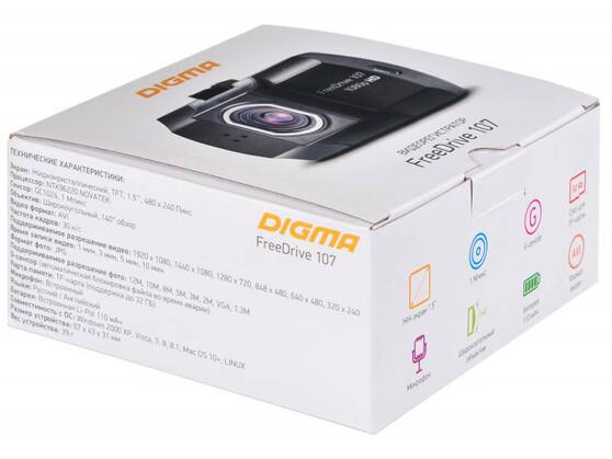 Видеорегистратор DIGMA 107