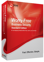 Trend Micro, Inc. Trend Micro Worry-Free Business Security (лицензия Standard на 1 год), CS00255512