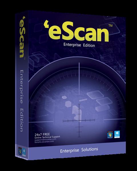 eScan Enterprise Edition with Cloud Security