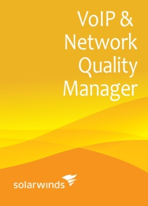SolarWinds VoIP and Network Quality Manager 4