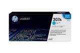 Тонер-картридж голубой HP Inc. CE741A фото