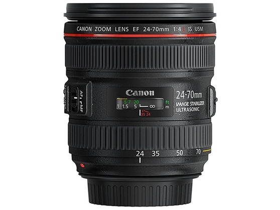 Объектив Canon EF IS USM