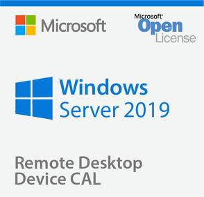 Microsoft Windows Remote Desktop Services CAL 2019 (для академических организаций MLP), English MLP 5 User, 6VC-03793