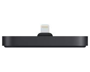 Док-станция для зарядки и синхронизации Apple iPhone Lightning Dock Black (черный)