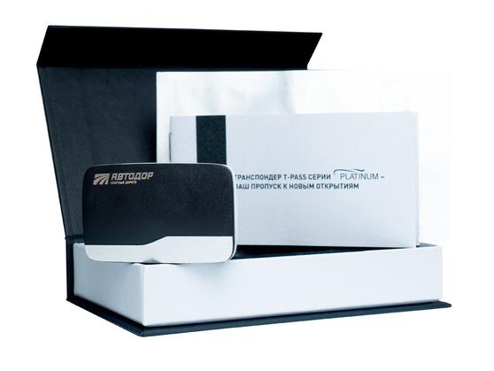 Транспондер T-pass. Серия Platinum, Kapsch TRP-4010-00A
