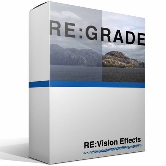 RE:Vision Effects RE:Grade