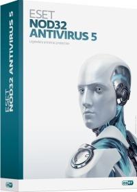 ESET NOD32 Антивирус (электронная версия, EKEY), лицензия на 2 года на 3ПК
