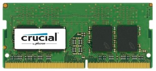 Оперативная память Crucial Laptop DDR4 2400МГц 8GB, CT8G4SFS824A, RTL