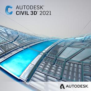 Autodesk AutoCAD Civil 3D (продление электронной версии), сетевая лицензия на 3 года, 237I1-00N821-T172