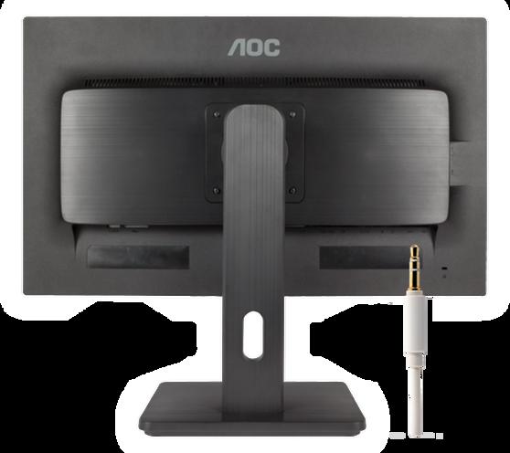 Монитор AOC E2775SJ 27.0'' черный