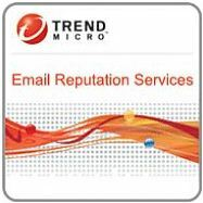 Trend Micro, Inc. Trend Micro Email Reputation Services (Extension License Renewal), for 2 years.