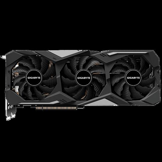 Видеокарта Gigabyte GeForce RTX 2070 8 ΓБ Retail