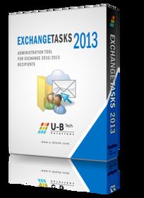 U-BTech Exchange Tasks 2013