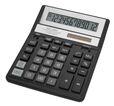 Калькулятор бухгалтерский Citizen SDC-888XBK черный 12-разрядный 2-е питание, 00, MII, mark up, A0234F фото