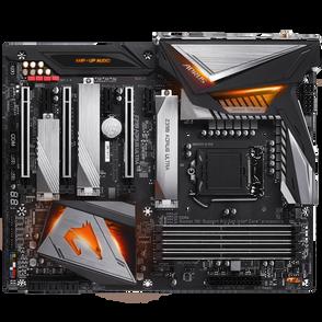 Материнская плата Gigabyte LGA1151 Intel Z390 Z390 AORUS ULTRA