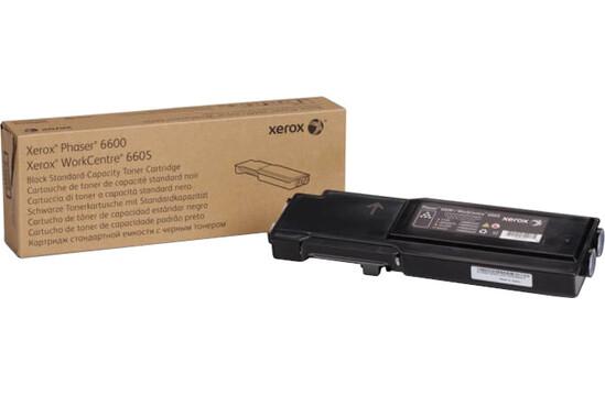Фото товара Phaser 6600/WorkCentre 6605, черный тонер-картридж стандартной емкости