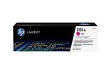 Картридж пурпурный HP Inc. 201A, CF403A фото